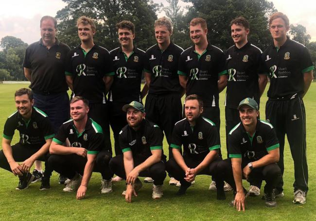 Toft recorded victories against Prestwich and Menai Bridge at their Booth's Park home on Sunday to reach the ECB National Club T20 last eight. They will travel to Ormskirk next. Picture: @Toft_News