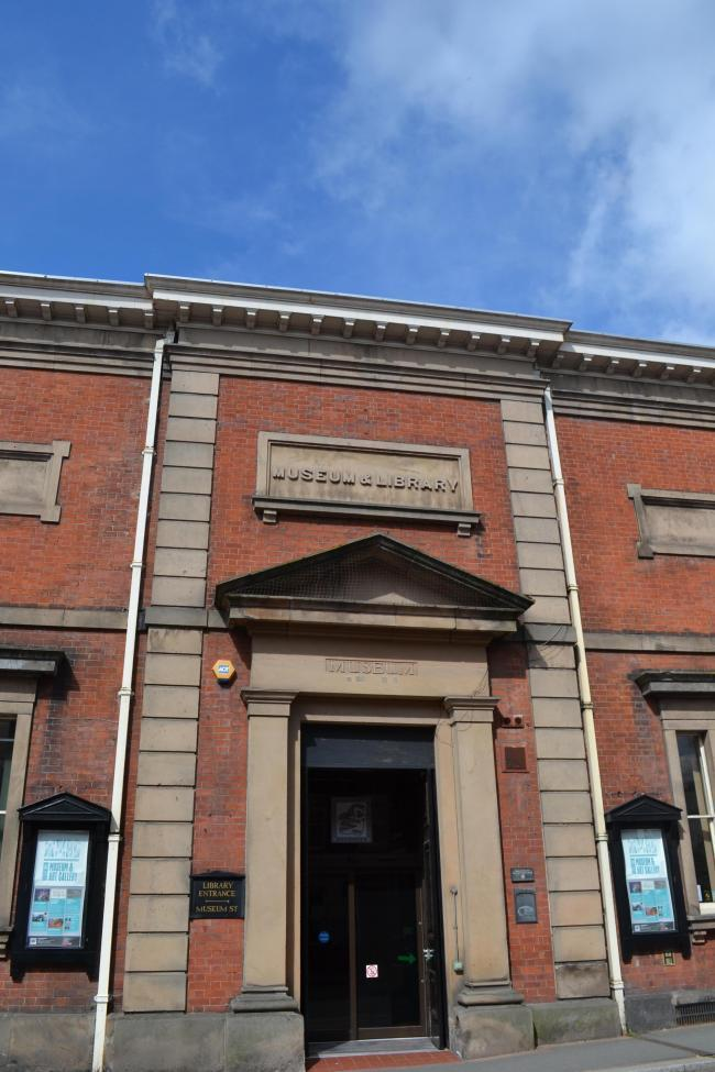Warrington Museum and Art Gallery and central library are set to become Warrington Museum and Library