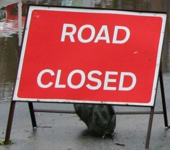 Traffic coping well with road closure in Holmes Chapel