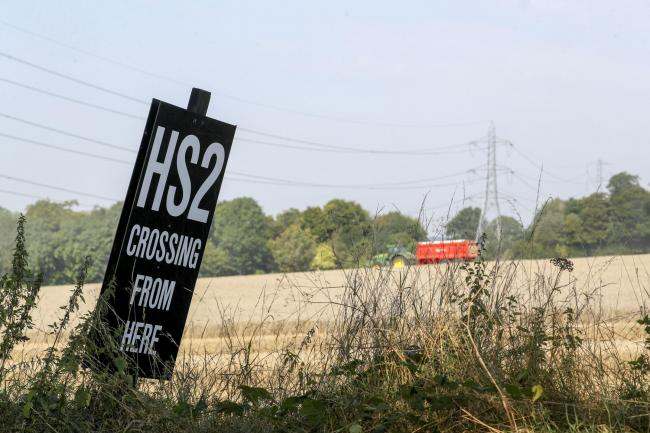 HS2 facing up to 7 year delay amid spriralling costs