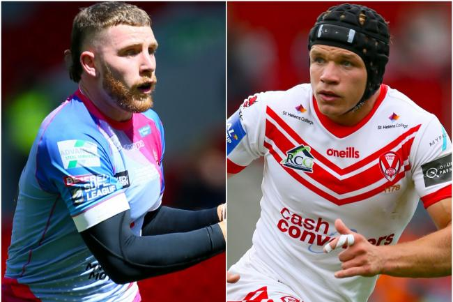 Jackson Hastings and Jonny Lomax go head-to-head on Saturday