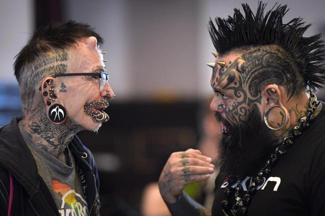 International Tattoo Convention