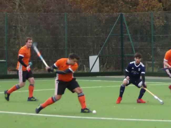 Wilmslow Hockey Club men's seconds against Southport