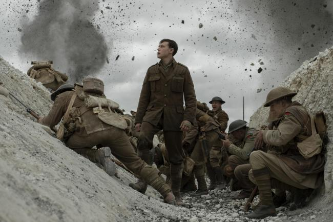 George MacKay as Lance Corporal William Schofield