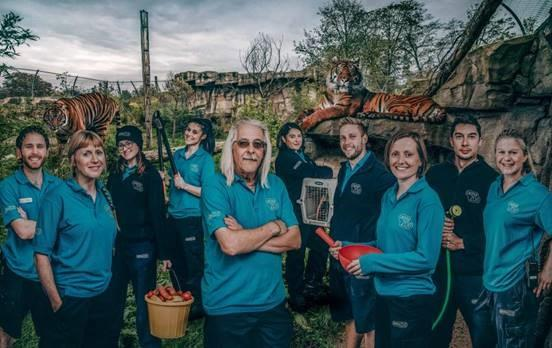 Stars of the hugely popular BAFTA-nominated Channel 4 documentary, The Secret Life of The Zoo, which returns to our TV screens for a ninth series on Thursday night