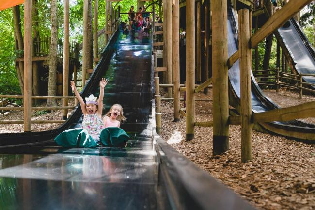 Opening date for £5m exciting woodland park Bewilderwood