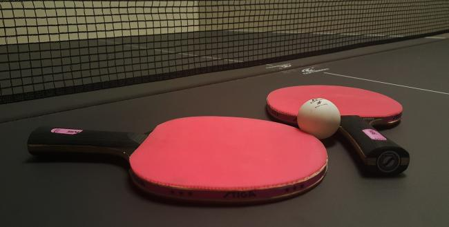 Mid-Cheshire Table Tennis League