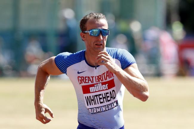 Great Britain's Richard Whitehead is aiming to defend his T42 200m title at the Paralympics.