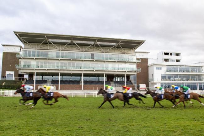Wetherby had hosted behind-closed-doors racing in England before the lockdown