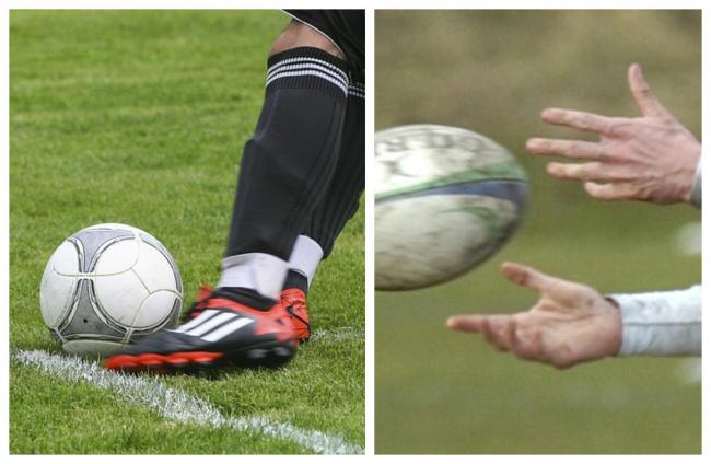 Update on restrictions lifted by Government which impact on grassroots football and rugby union