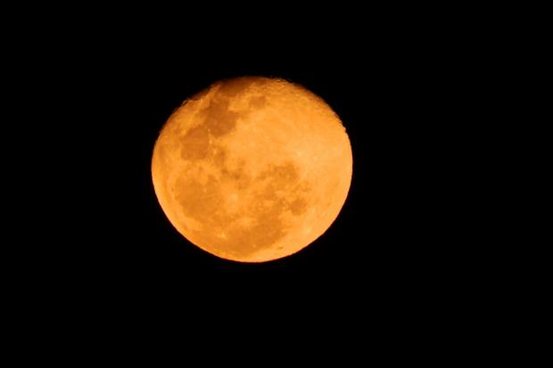 Strawberry Moon 2020: Here's when to see it in the skies above the UK. Picture: Pixabay