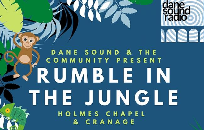 Families invited to take part in Holmes Chapel Rumble in the Jungle