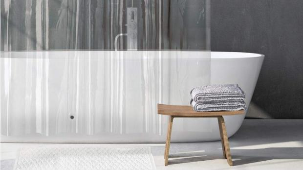Knutsford Guardian: A clean shower liner will make your bathroom much more welcoming. Credit: Amazon