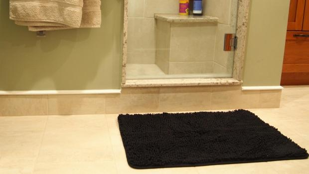 Knutsford Guardian: A stylish bath mat can brighten up your space. Credit: Reviewed / Kori Perten