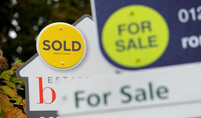 The stamp duty holiday could help many homebuyers in Knutsford and Wilmslow in particular: Andrew Matthews/PA Wire.