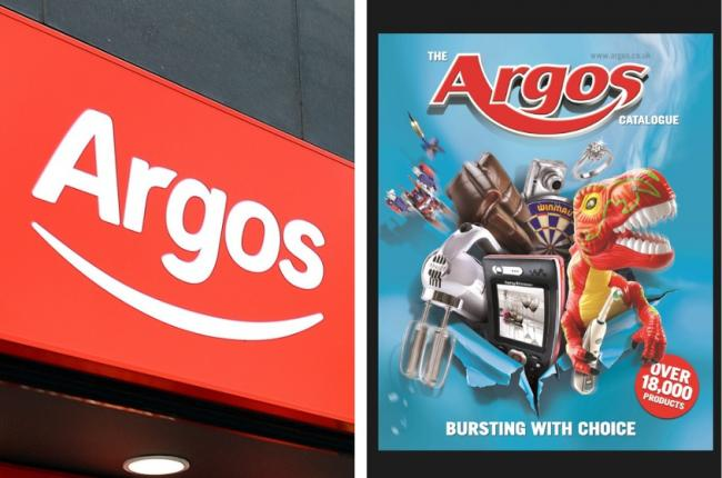 Argos confirms its catalogue will end after 50 years - and reveals fate of Christmas book. Picture: Newsquest