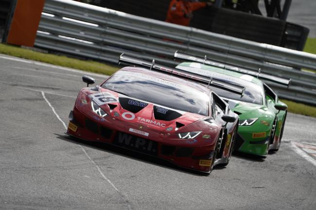 KNUTSFORD racer Michael Igoe was in action as, after a long four-month wait, Oulton Park welcomed the return of the delayed British GT 2020 season kick off in glorious sunshine. In a red WPI Motorsport Lamborghini Huracan GT3 in the Pro Am Class, Igoe fin