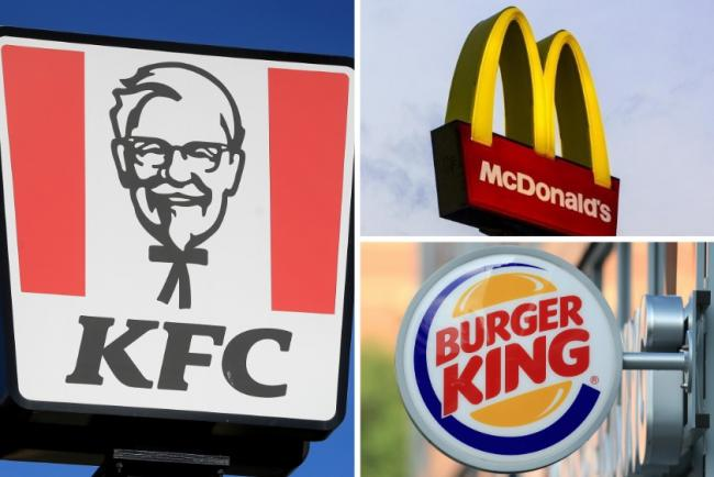McDonald's, KFC and Burger King share update on rules that diners must follow. Picture: Newsquest