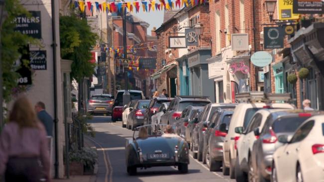 Knutsford shops and businesses are preparing to welcome customers back as coronavirus restrictions begin to ease