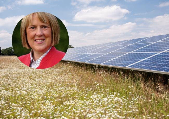Fiona Bruce MP has backed the local energy bill.