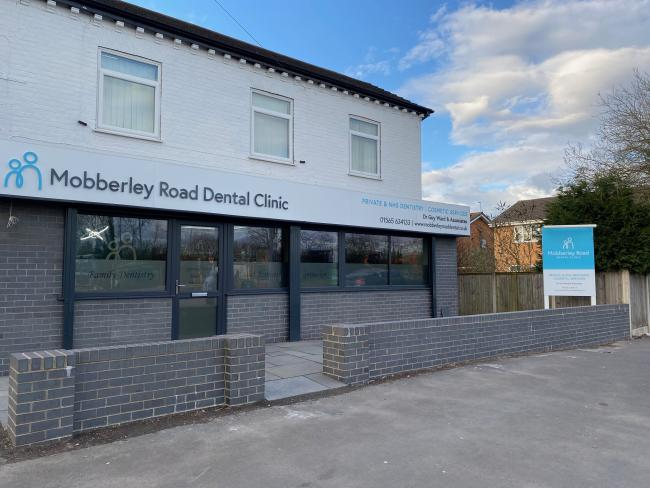 Mobberley Road Dental Clinic