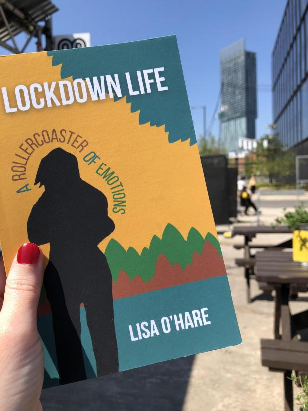 Knutsford Guardian: Lisa O'Hare has published a collection of lockdown related poetry
