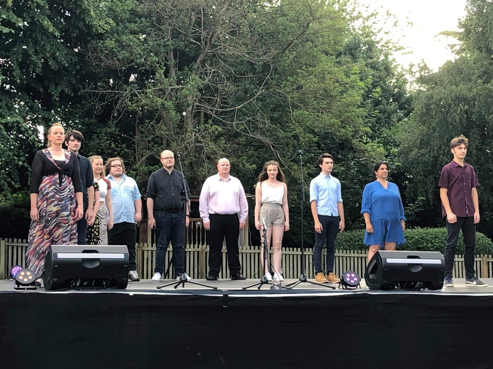 Knutsford Together for Theatre