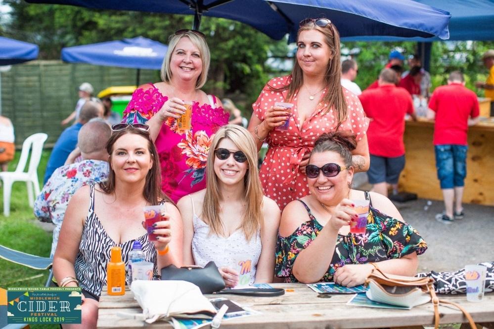 Middlewich Cider Festival 2019