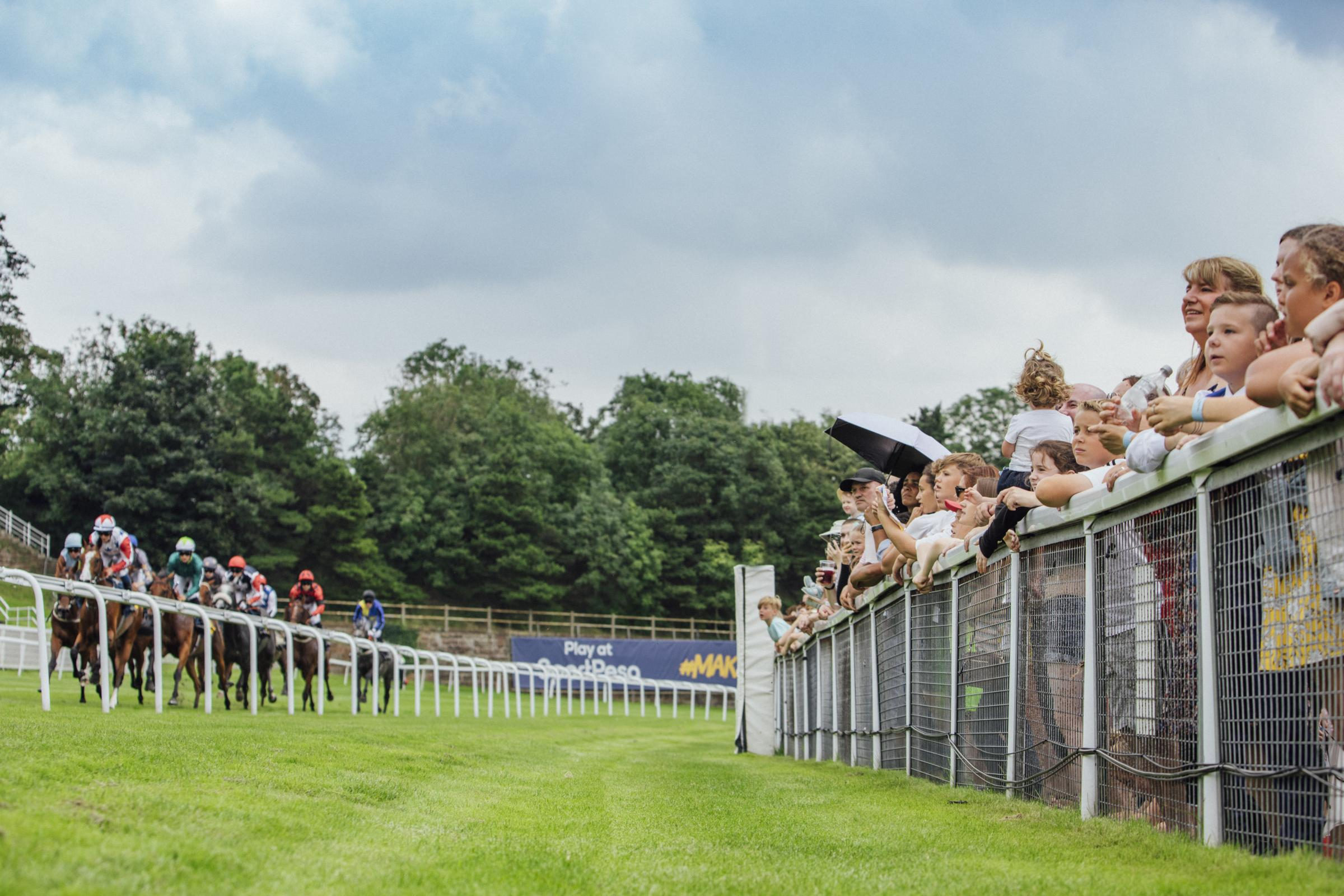 Chester Racecourse will be hosting its Family Funday.