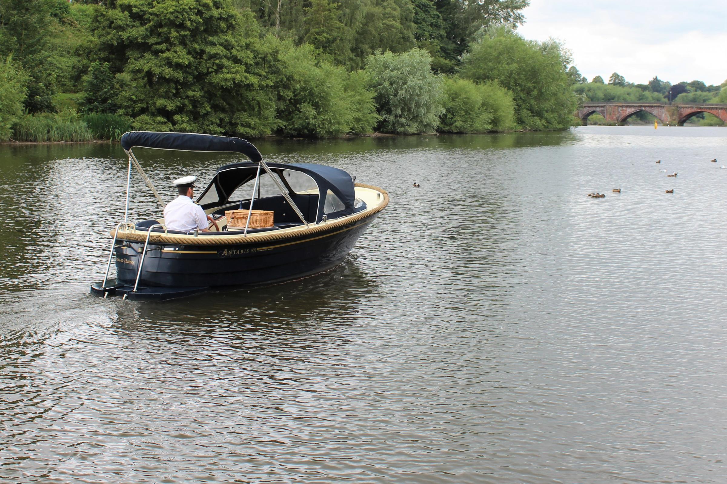 Chester Boat is skippering new private picnic trips on the river for up to six passengers.