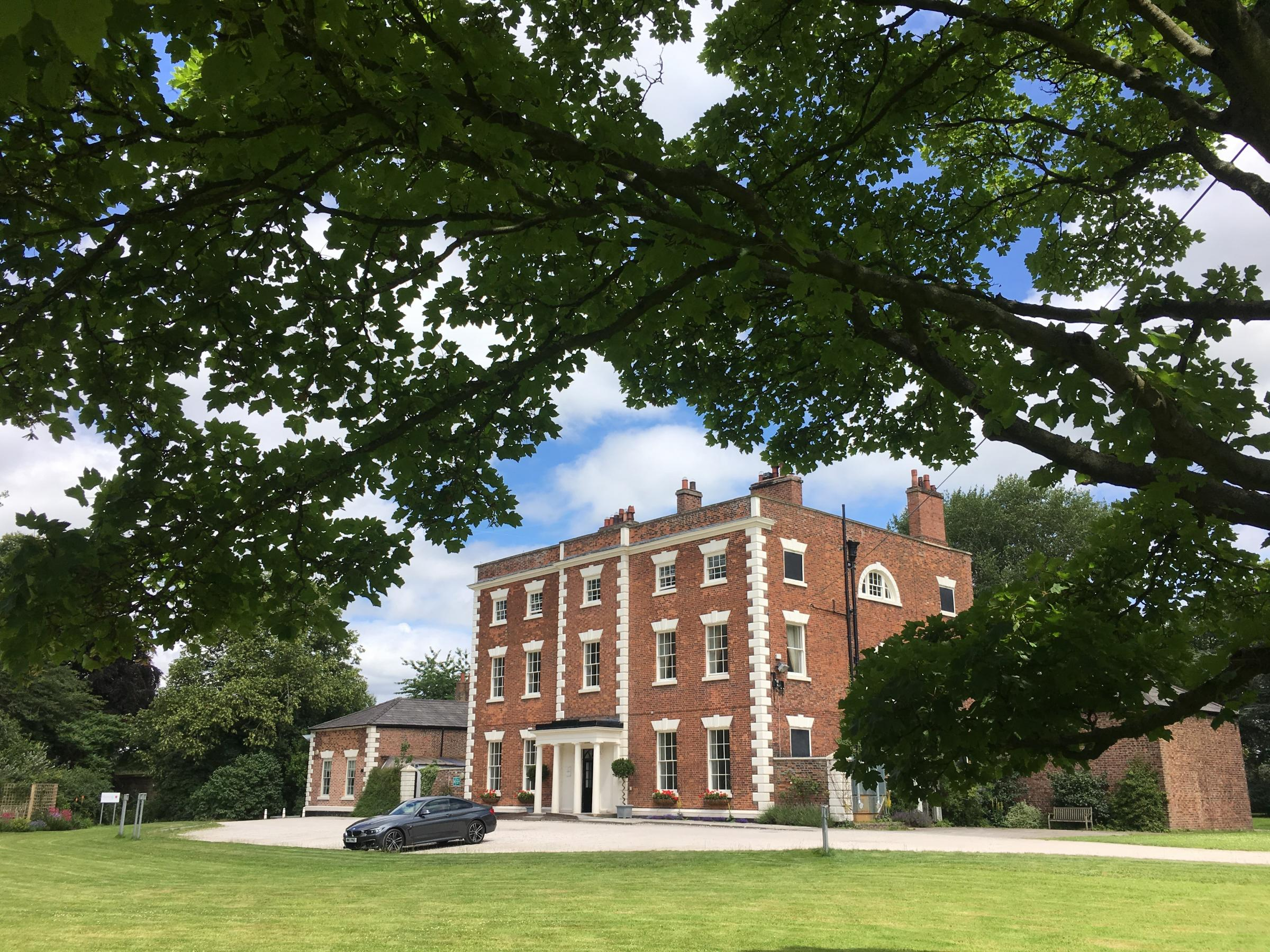 The new YHA Chester Trafford Hall hostel opens on July 30.