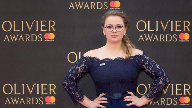 Knutsford Guardian: Tom's sister Carrie Hope Fletcher has appeared on the West End. (PA)