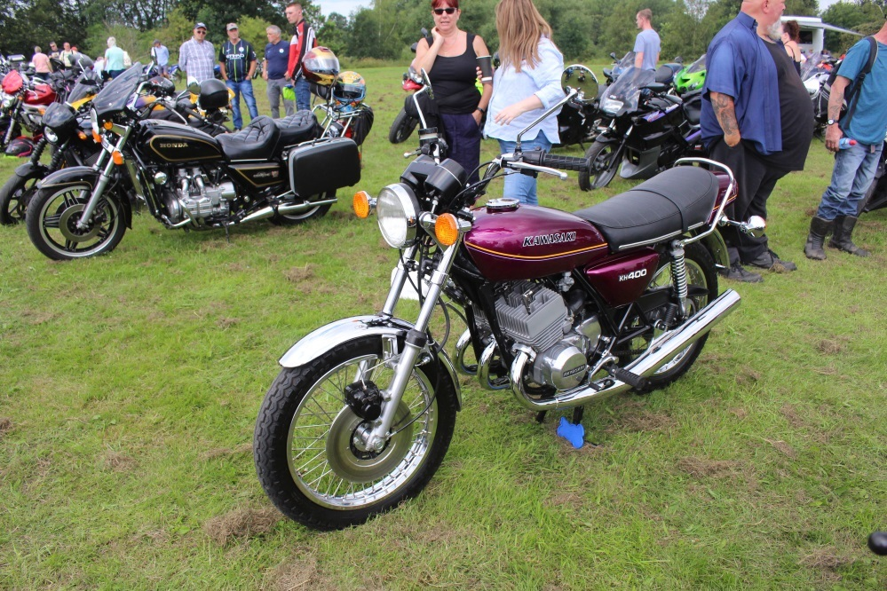 Middlewich Classic Car and Bike Show