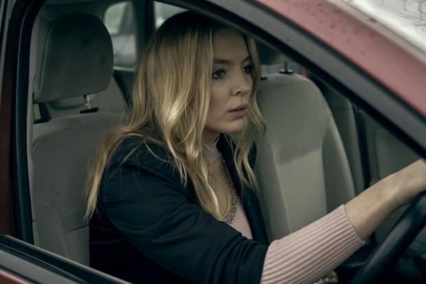 Knutsford Guardian: Jodie Comer as Sarah in Help (PA Photo/Channel 4/Brian Sweeney)