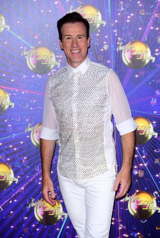 Knutsford Guardian: Anton Du Beke is the new Strictly judge