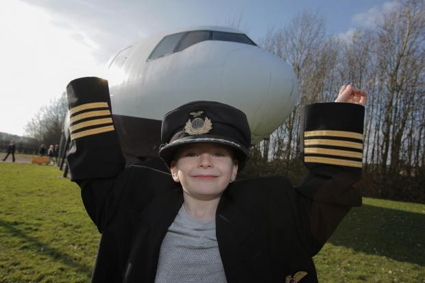 Knutsford Guardian: Image courtesy of Runway Visitor Park's Flight Academy