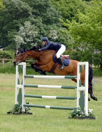 Tabley the place to be for Warrington Horse show