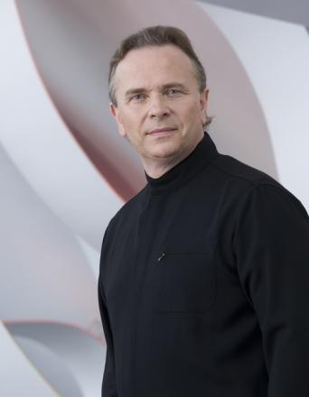 Sir Mark Elder, conductor of the world-famous Halle Orchestra