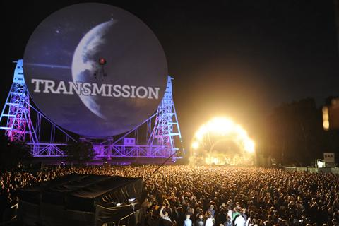 Around 5,000 people packed into Jodrell Bank for last year's Elbow gig