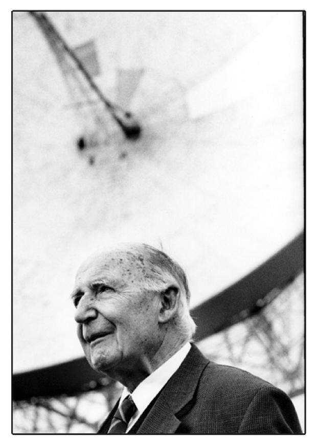 Tributes paid as Sir Bernard Lovell, the founder of Jodrell Bank, dies, aged 98