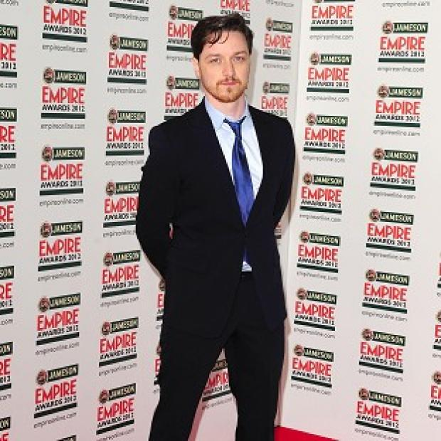 James McAvoy stars in the big screen adaptation of Filth
