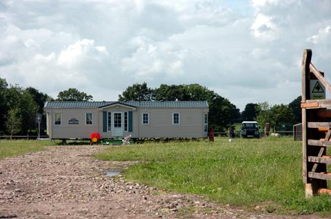 The site at Spinks Lane in Pickmere