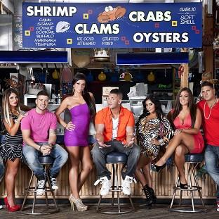 The favourites from Jersey Shore have just one more season on TV (AP/MTV)