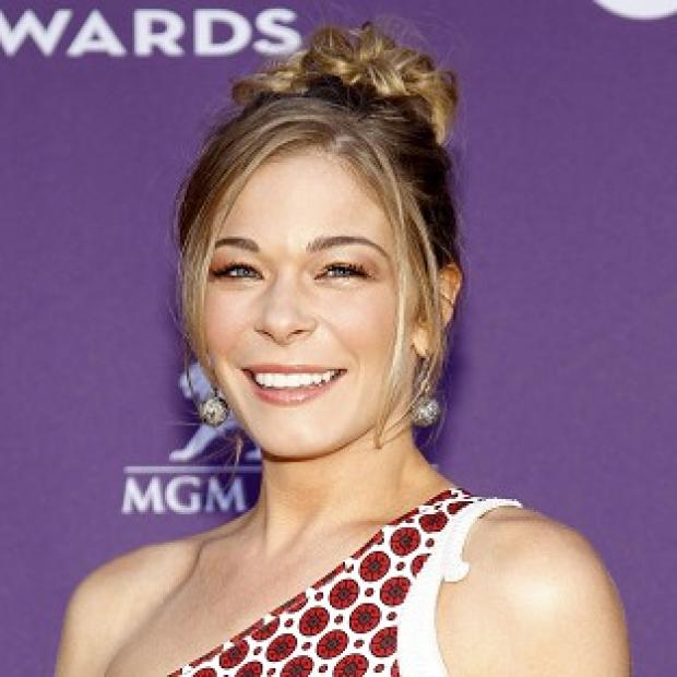 LeAnn Rimes is seeking professional help for anxiety and stress