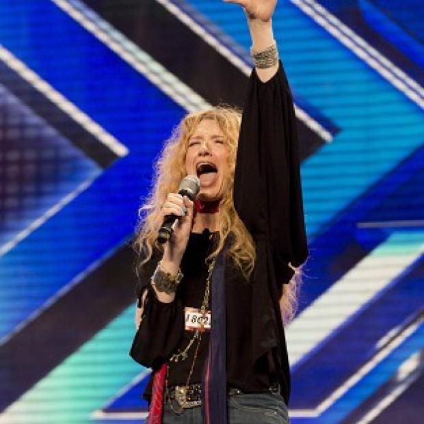 Melanie Masson wowed The X Factor judges at auditions
