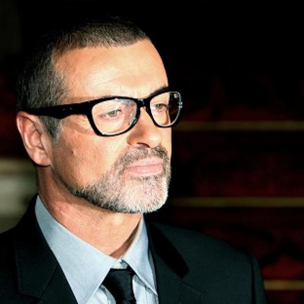 George Michael has returned to the stage in Austria