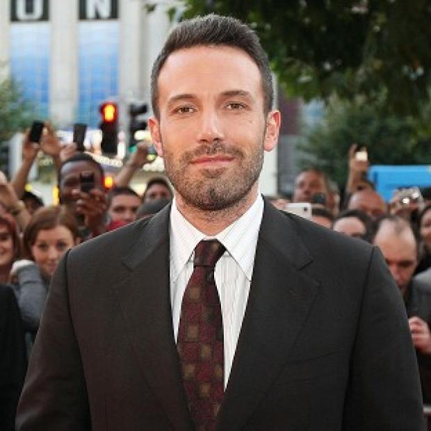 Ben Affleck has appeared at the Toronto International Film Festival