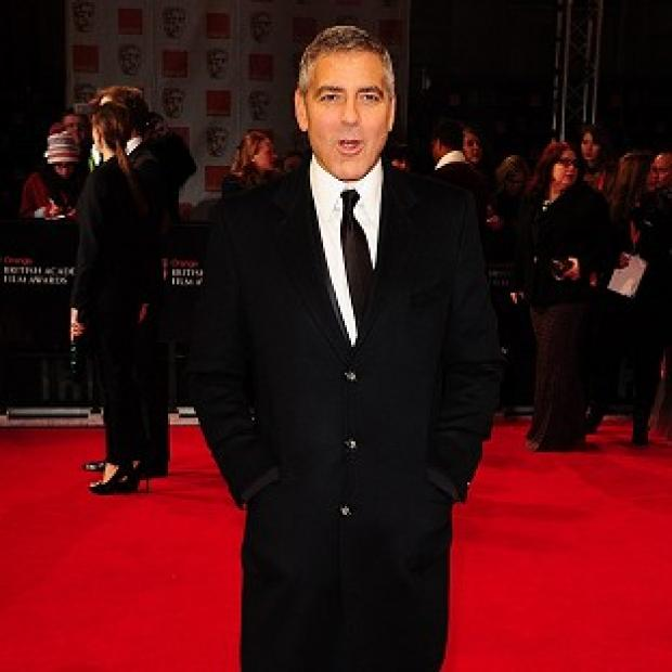 George Clooney's rep has denied reports that he has split from girlfriend Stacy Keibler