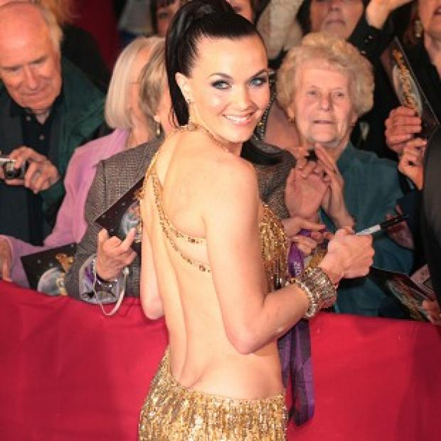 Victoria Pendleton isn't expecting to win Strictly Come Dancing