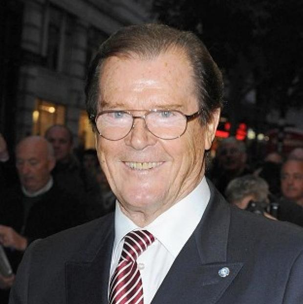 Sir Roger Moore will be among the biggest stars from the James Bond films to take part in a golden anniversary celebration of the series
